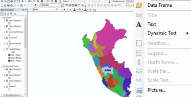 como hacer mapa en arcgis