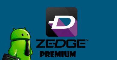 Descargar Zedge Premium Para Android V.5.88.3 ✅Todo Desbloqueado